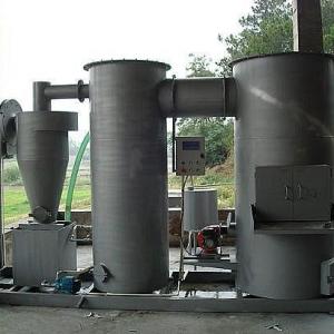 小型立式焚烧炉